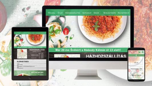 Olasz tésztaház Pizzéria